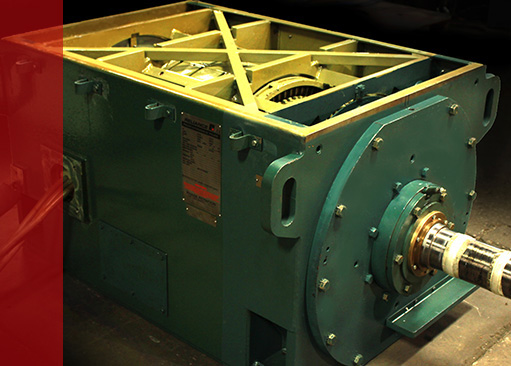 Alabama electric company inc shop services for Electric motor repair shops